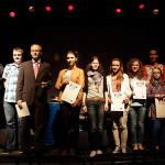 grupa polskiej młodzieży z Niemiec